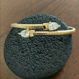 Bracelet gold plated Monet 🍒
